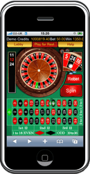 Play Mobile Roulette